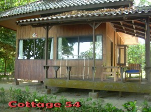 Pulau putri - Cottage 54