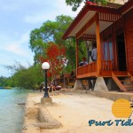 Pulau tidung - sea view cottage
