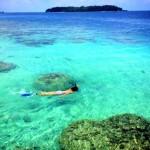 Snorkeling Sepa