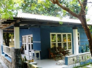 pulau tidung - home stay