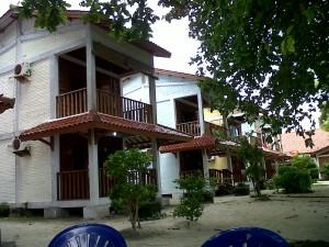 Pulau Pramuka - cottage