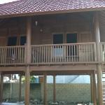 pulau pramuka - View cottage