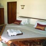 private bungalow room