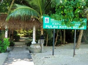 pulau kotok welcome
