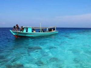 Pulau Tidung - Kapal snorkling pulau