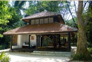 Pulau alam kotok - private bungalow fan cottage