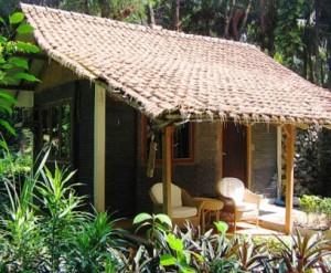 Pulau alam kotok - standard ac cottage