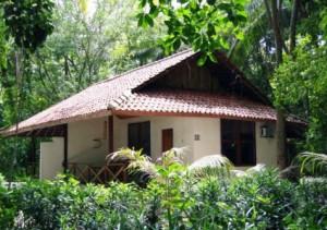 Pulau alam kotok - superior ac cottage