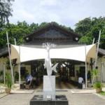 Pulau bidadari - front office