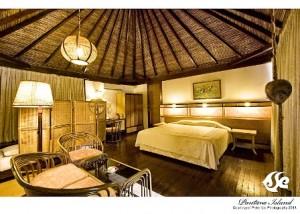 Pulau pantara - room cottage