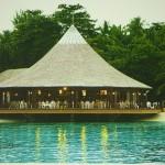 Pulau Pantara - floating resto