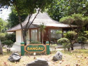 Pulau Bidadari - cottage bangau