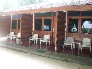 Pulau Bidadari - Deluxe cottage