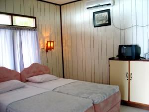 Pulau sepa - flipper room