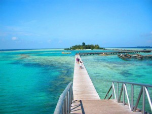 pulau tidung - jembatan tidung