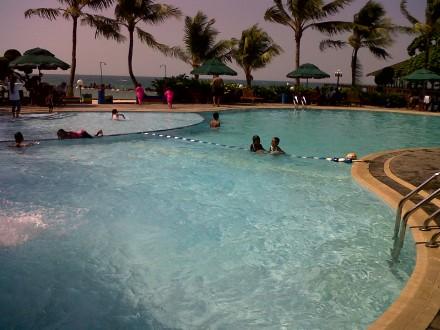 Pulau Ayer - Pool