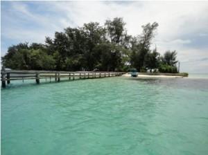 pulau pramuka - jembatan pulau