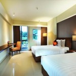 Discovery Hotel Ancol - deluxe twin