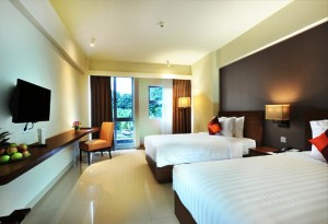 Discovery Hotel  Ancol - deluxe twin room