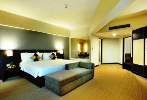 Hotel Discovery Ancol - deluxe suite room