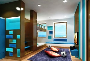 Hotel Discovery Ancol - family suite room