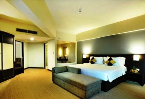 Hotel Discovery Ancol - junior suite room