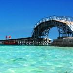Pulau tidung - Jembatan Cinta