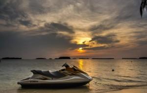 Pulau Sepa - Water sport