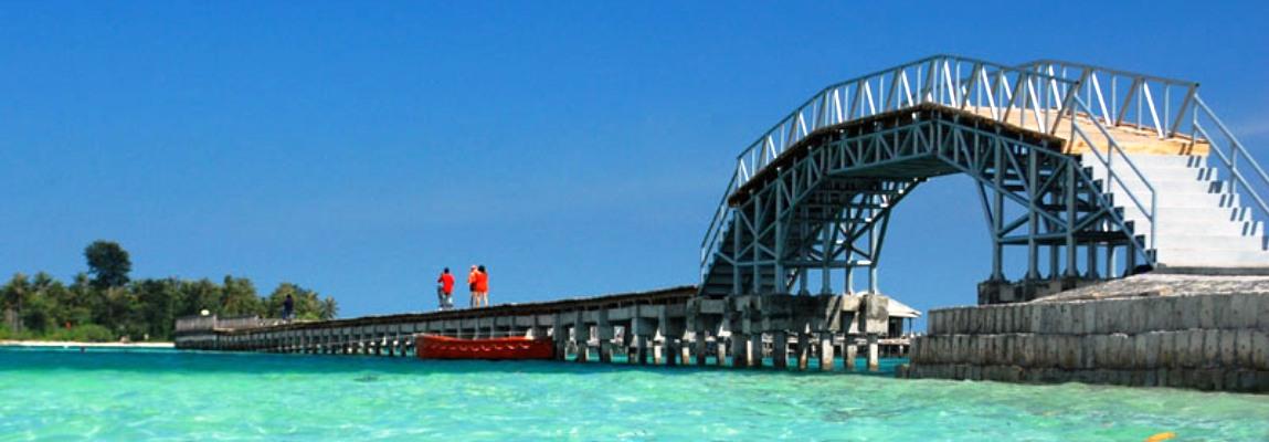 Pulau tidung - slide
