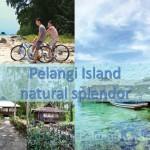 pulau pelangi - view1