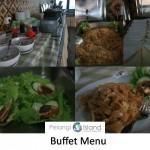 pulau pelangi - foods