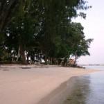 Pulau Pelangi - Pantai