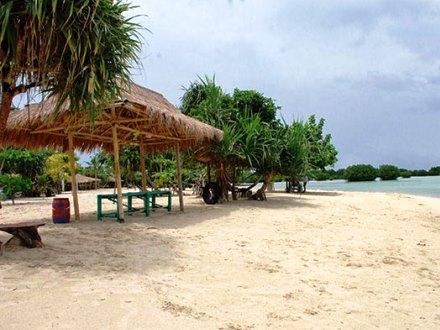 Pantai Perawan Pulau Pari Wisata Pulau Seribu