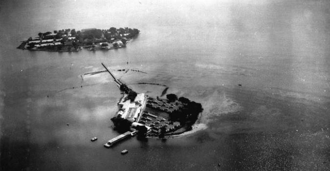 Foto tempo dulu Pulau Onrust