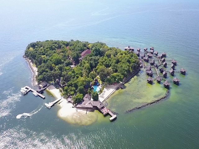 Floating Cottage Pulau Ayer