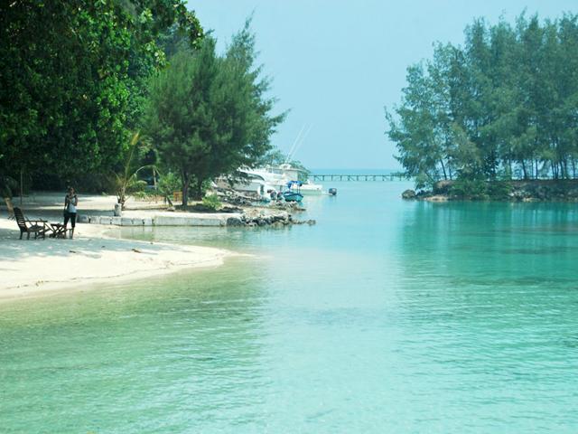 Jembatan Pulau Kotok