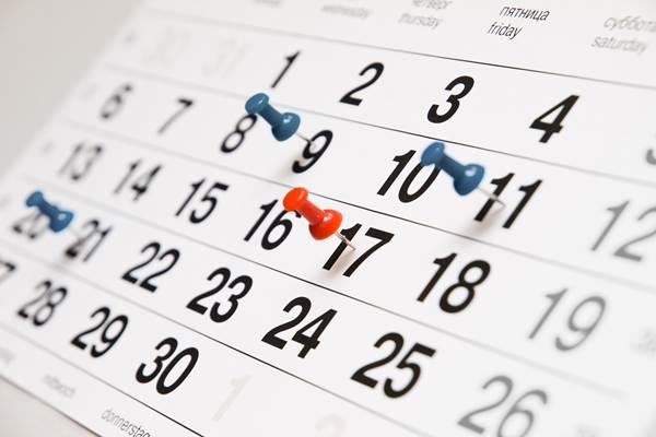 Kalender Lebaran 2019